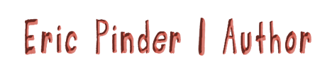 Eric Pinder | Author Logo